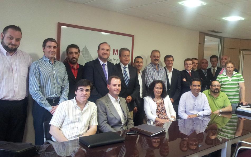 Firma del Convenio de Mediación en Seguros Privados