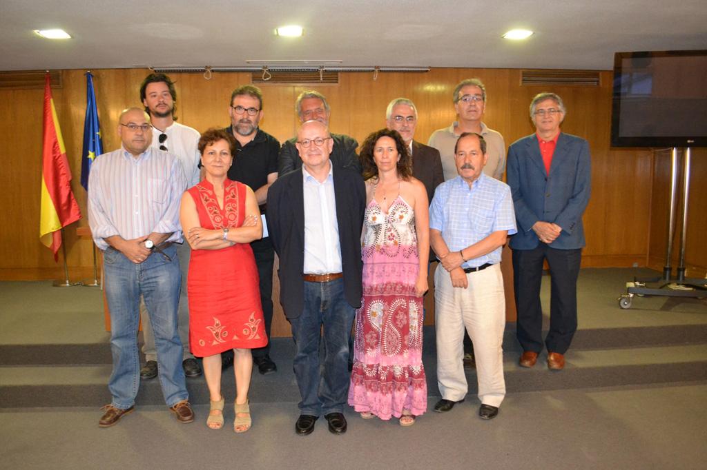 Presentación de la Plataforma por los derechos de autor de los periodistas