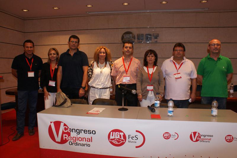 Ejecutiva FeS-Murcia