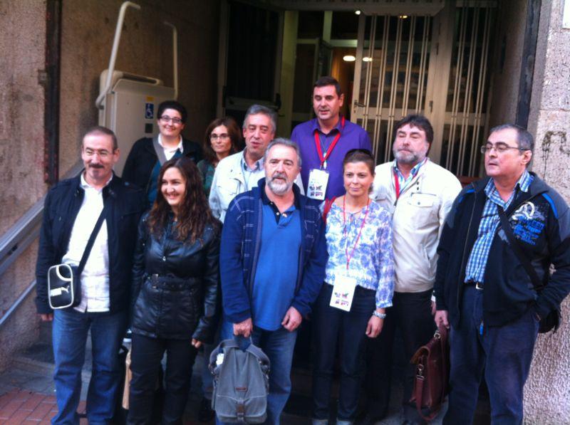 Ejecutiva FeS-Euskadi