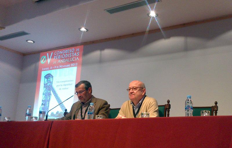 V Congreso Periodistas Andalucía