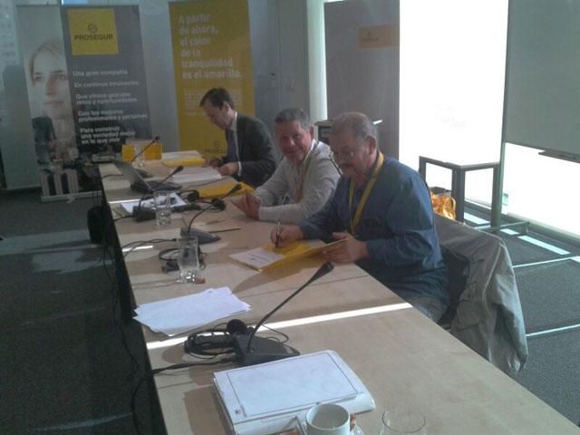 Acuerdo de Formación Prosegur