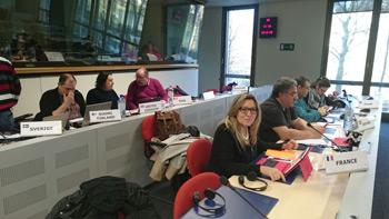 Diálogo Social Europeo Seguridad