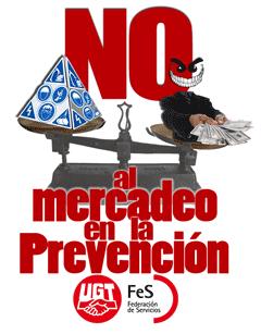 No al mercado en prevención